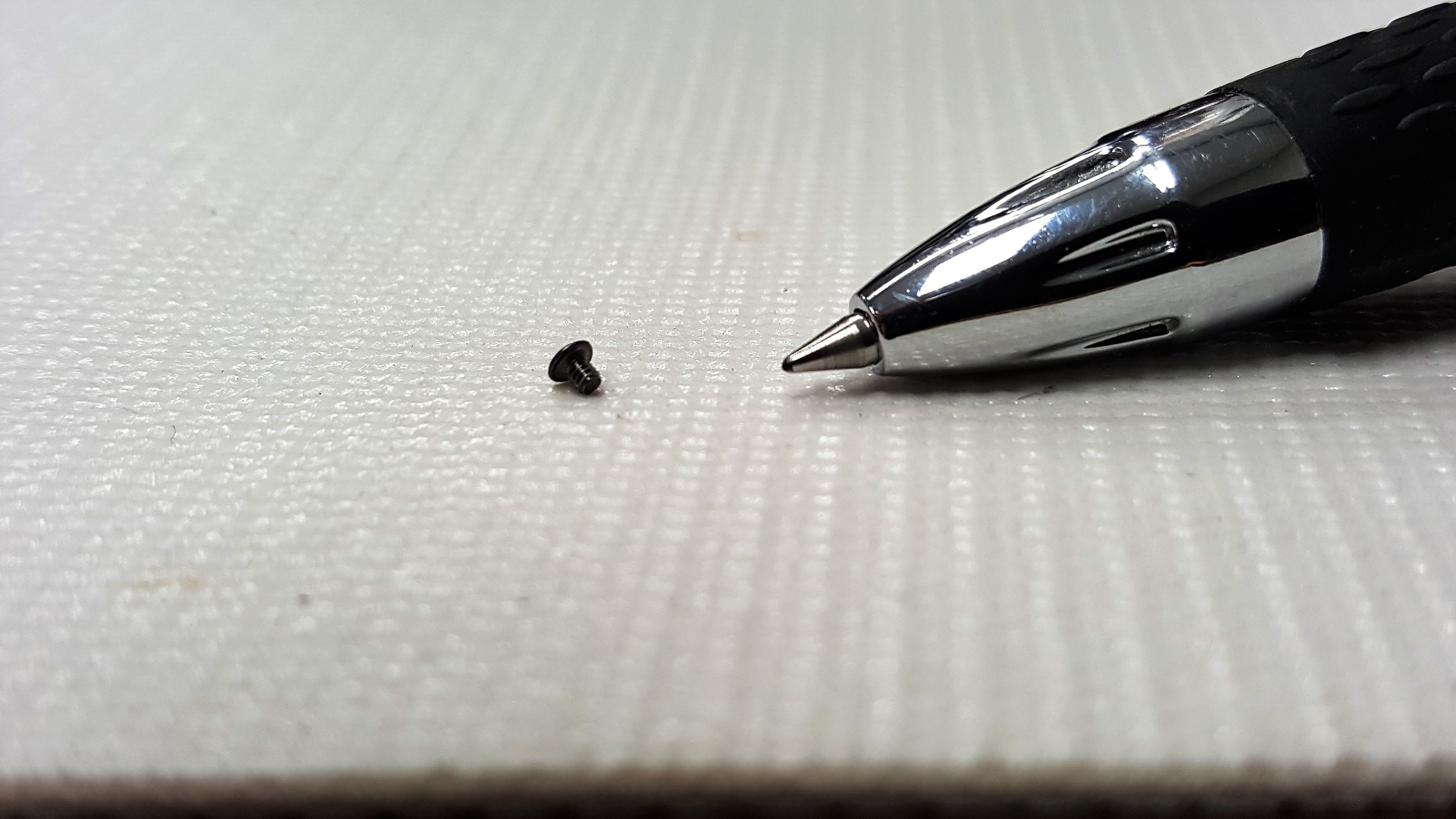These tiny fasteners are easy to lose, and can cause big problems