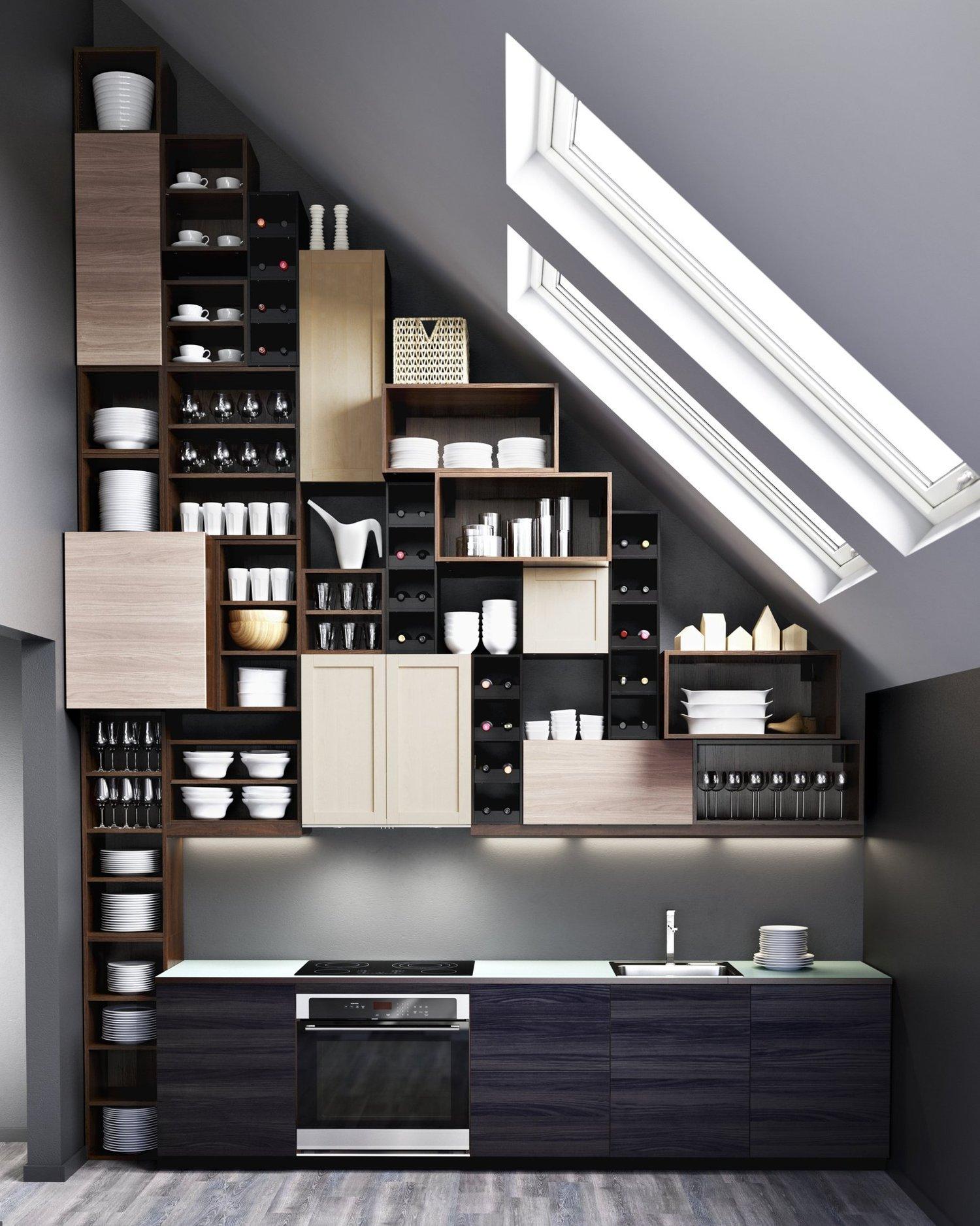 Ikea via Apartment Therapy