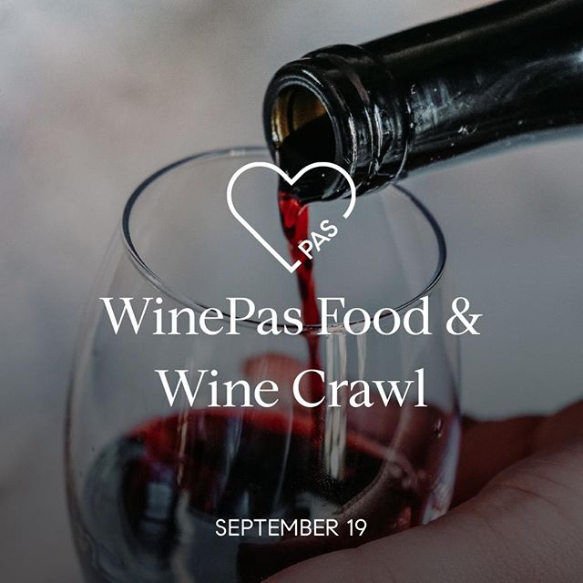 Food and wine crawl? Count us IN! 🍷 . Mark your calendars for next Thursday, September 19 in Pasadena 📅 . . . . . #wine #winelover #winetasting #winery #winetime #winelovers #winecountry #wineoclock #Winestagram #wines #winebar #wineglass #winelife #winewednesday #winenight #wineanddine #winetour #pasadena #pasadenacitycollege #pasadenatx #pasadenaca #pasadenacharm #pasadenahair #pasadenaphotographer #pasadenaeats #pasadenasalon #pasadenafood #pasadenacityhall #pasadenaweddingphotographer  #pasadenalife