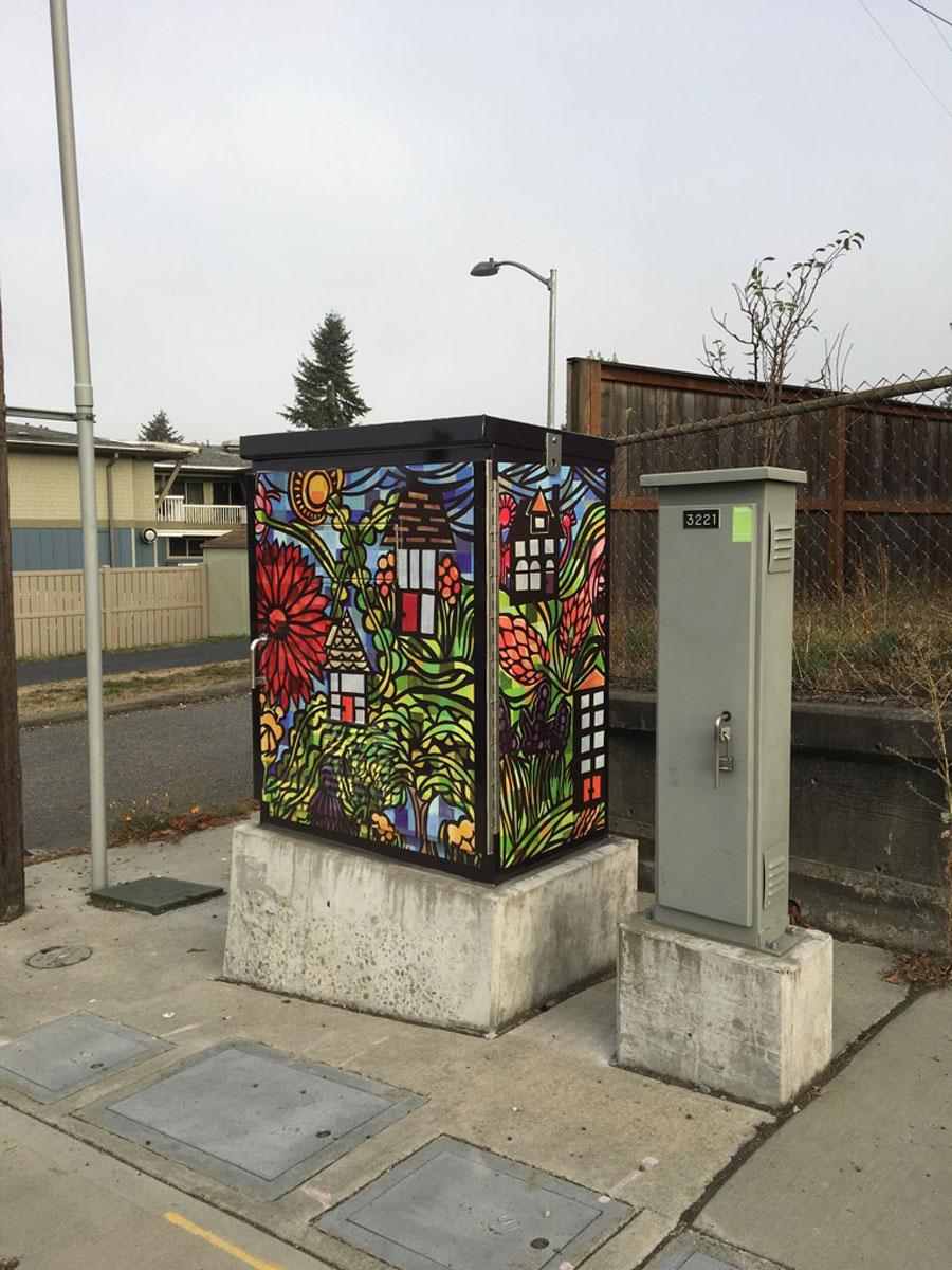 56th and Montgomery, Tacoma, WA