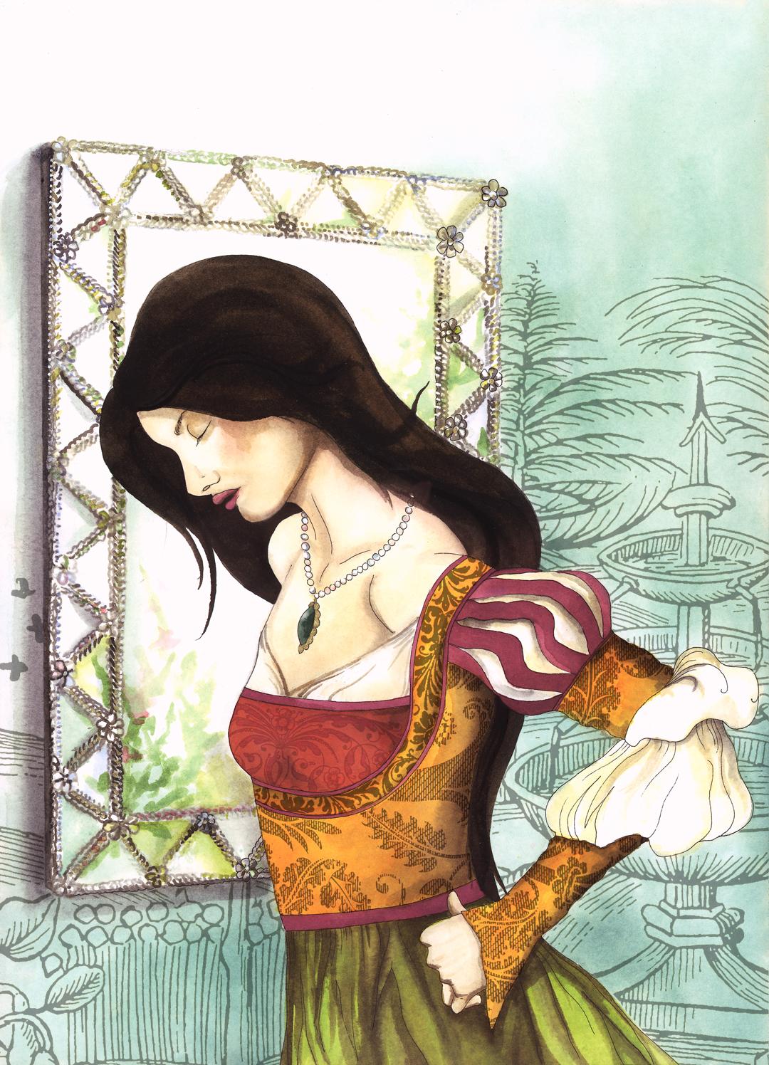Renaissance Lady print.jpg