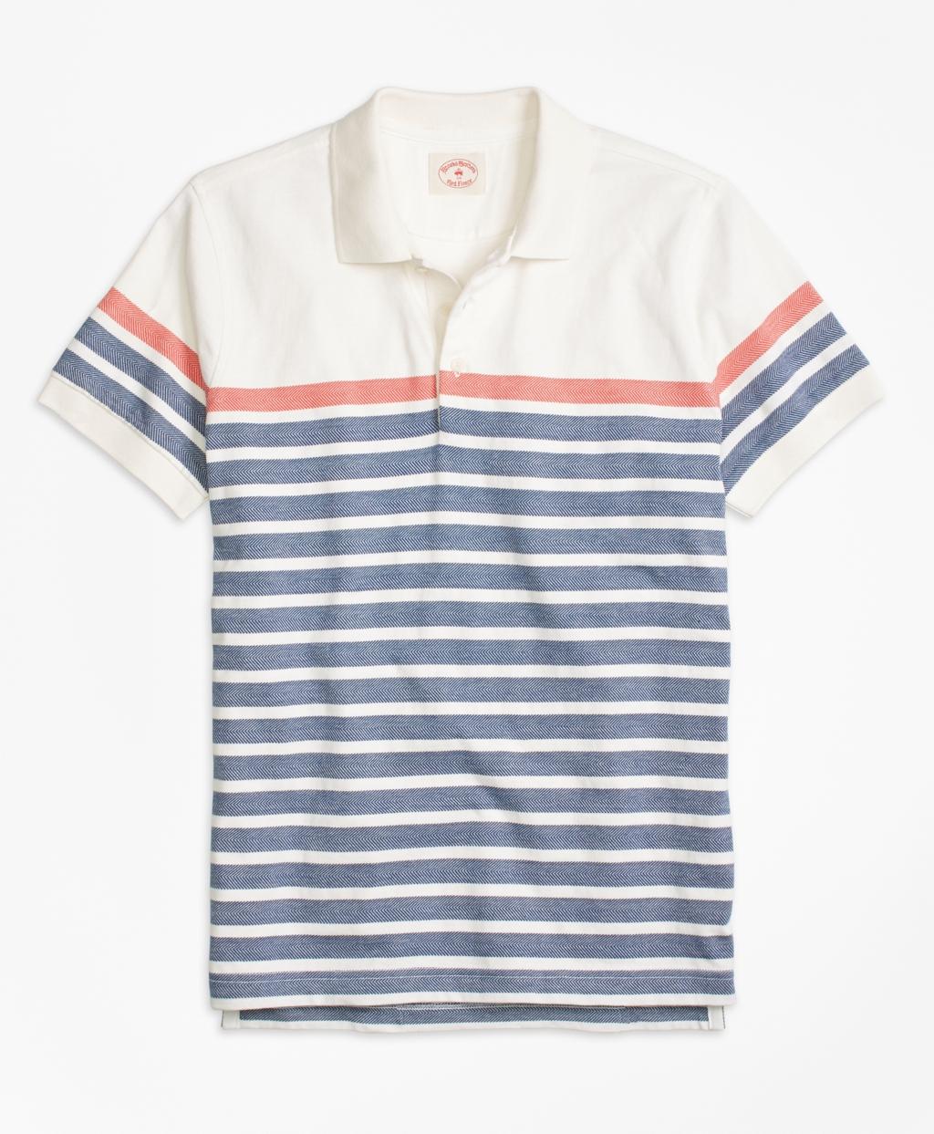 80s Inspired Stripe