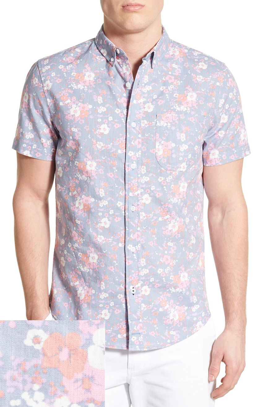 Faded Floral