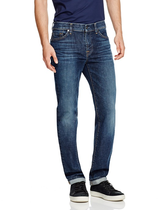 7 For All Mankind Slimmy Slim Fit $158.00