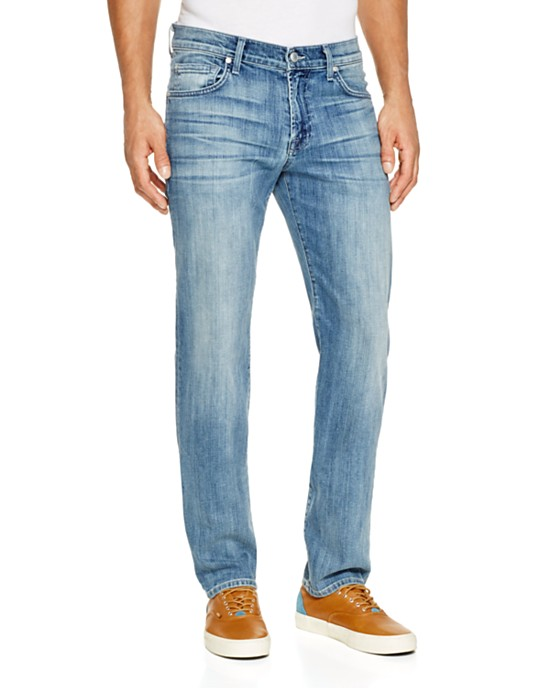 7 For All Mankind Slimmy Foolproof Slim Fit $189.00