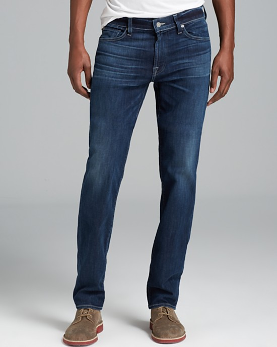 7 For All Mankind Slimmy Luxe Performance Slim Fit $208.00