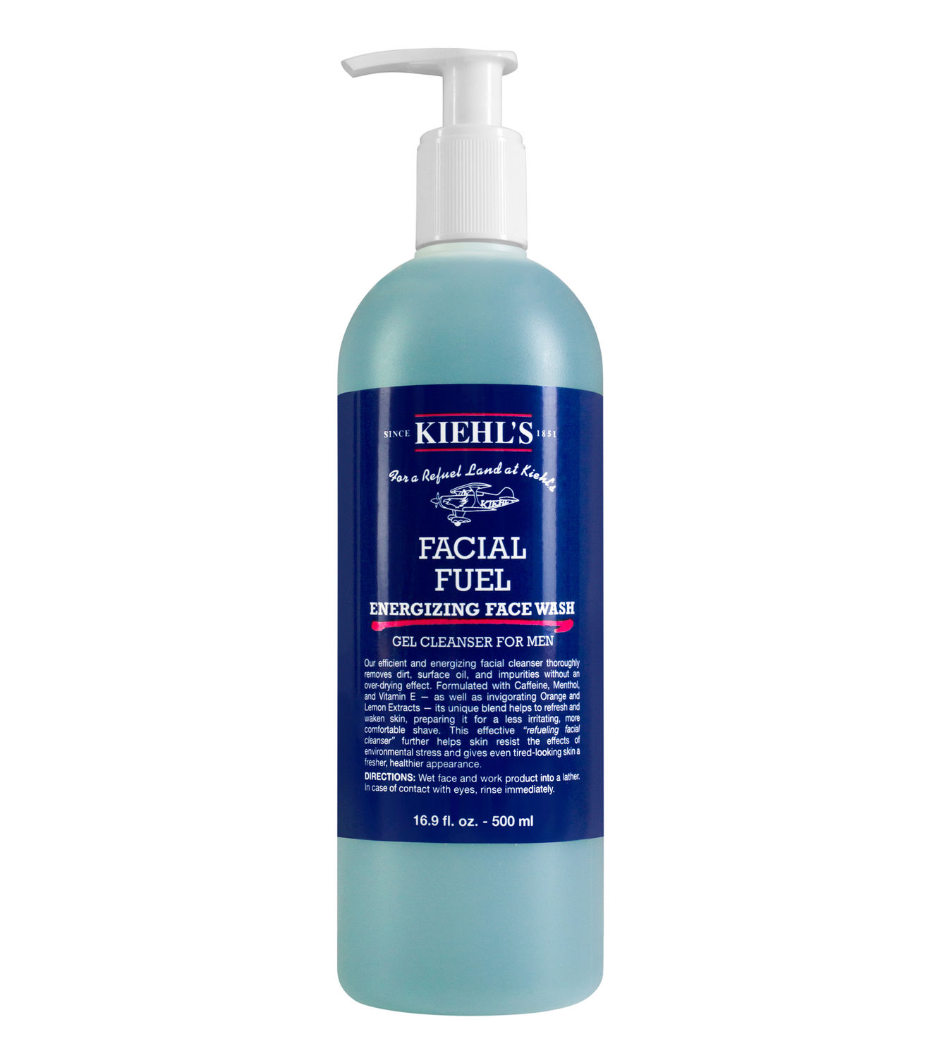 Kiehl's Men Wash $32