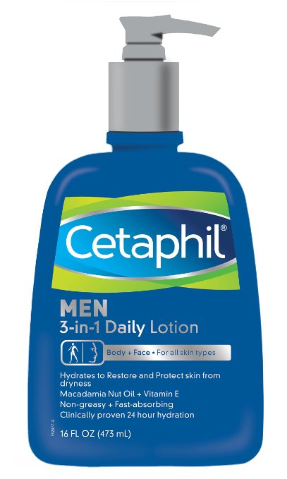 Cetaphil Men Lotion $15.50