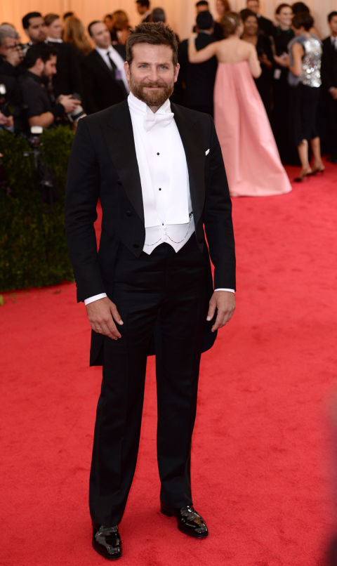 Bradley Cooper, Met Gala