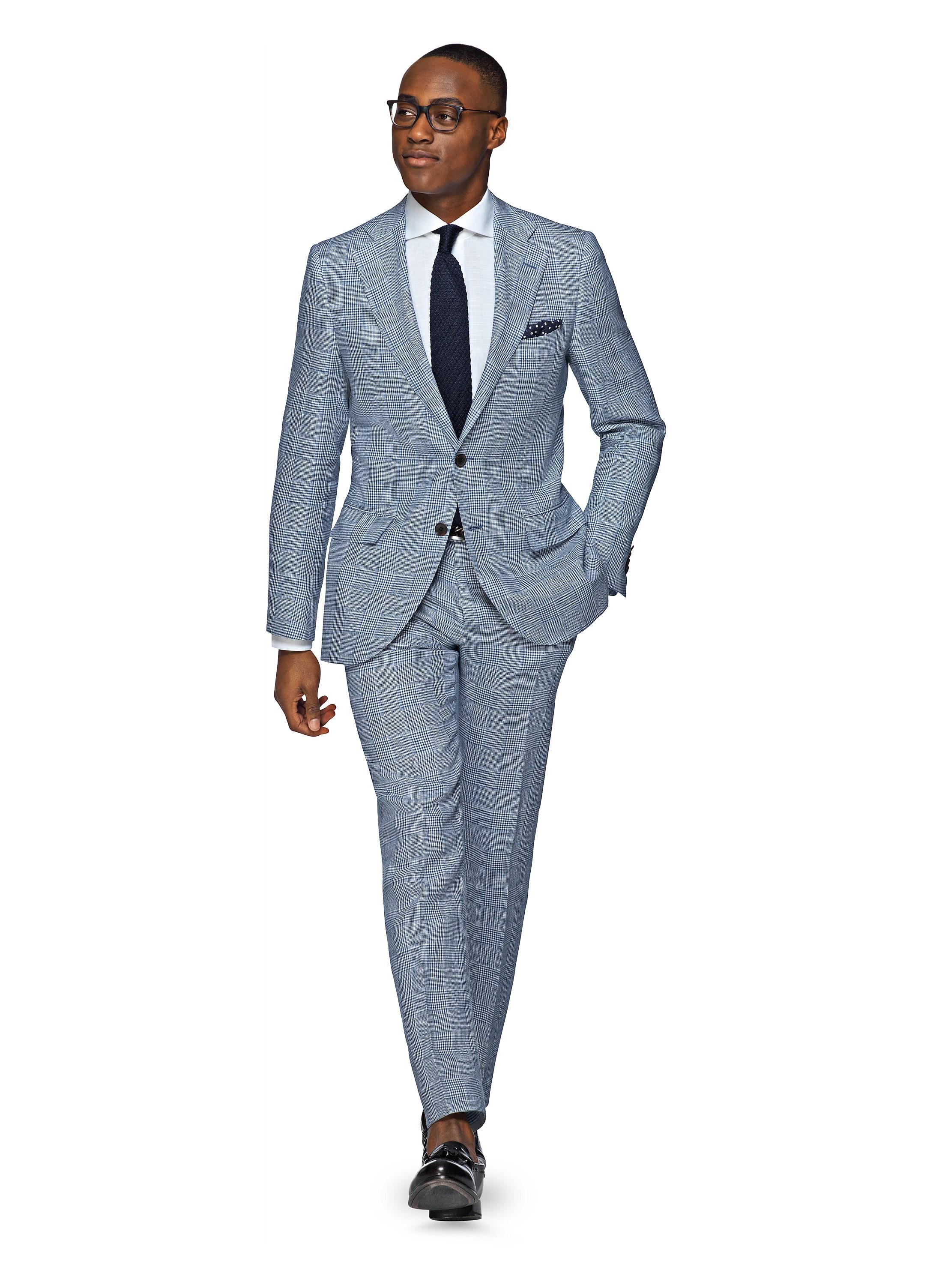 Suit Supply Summer Suit