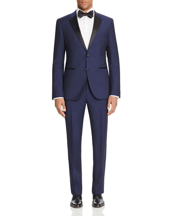 Boss Navy Tuxedo