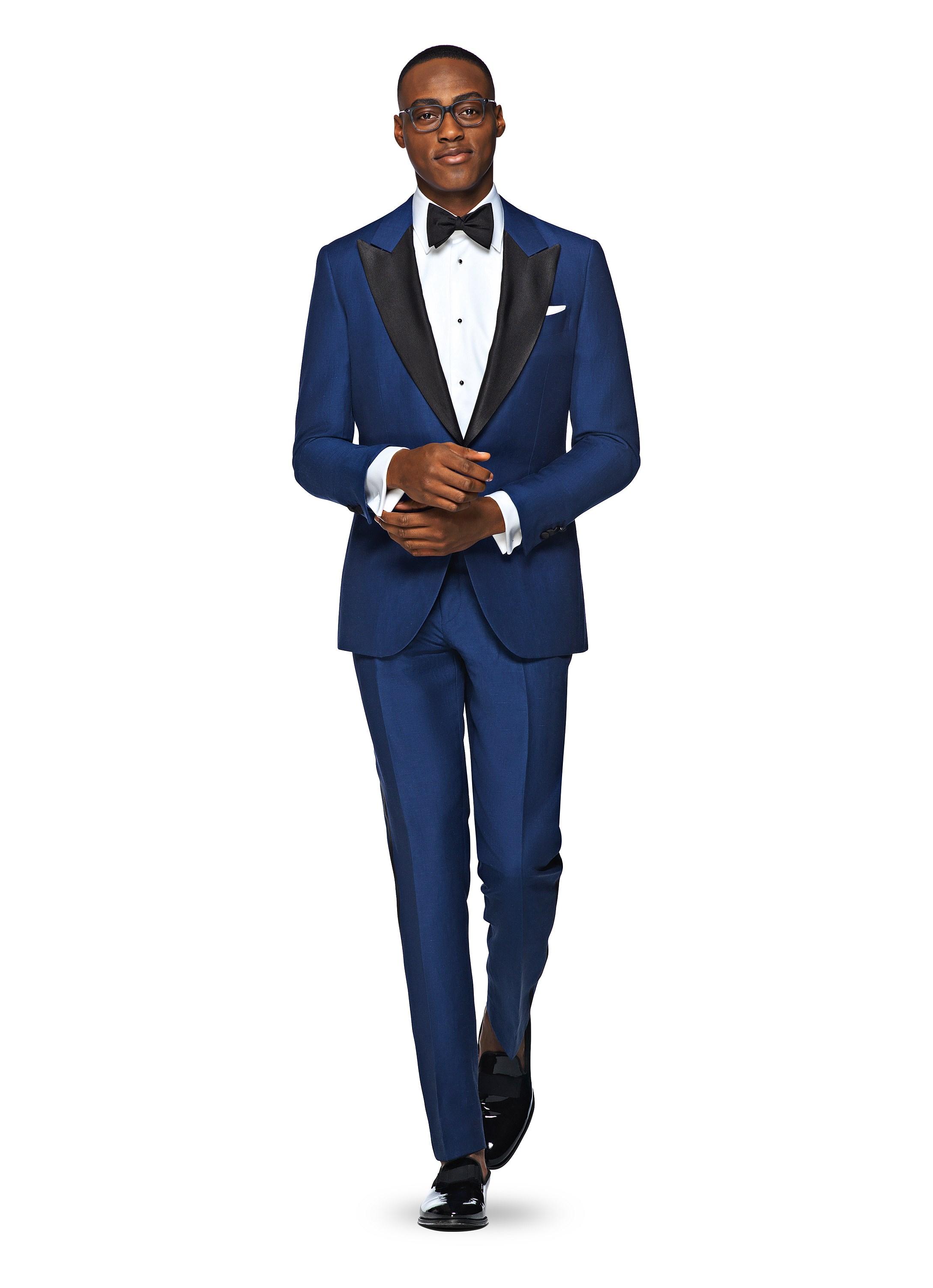 Suit Supply Summer Blue Tuxedo