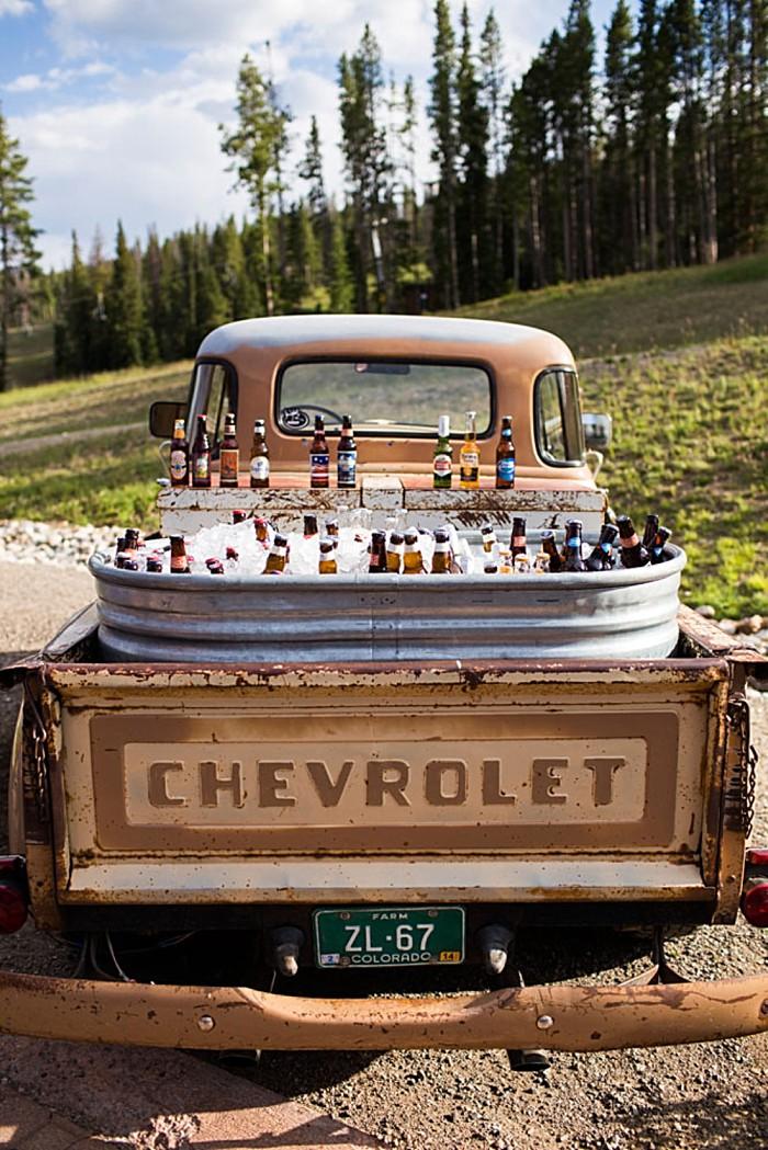 Ranch BBQ Wedding