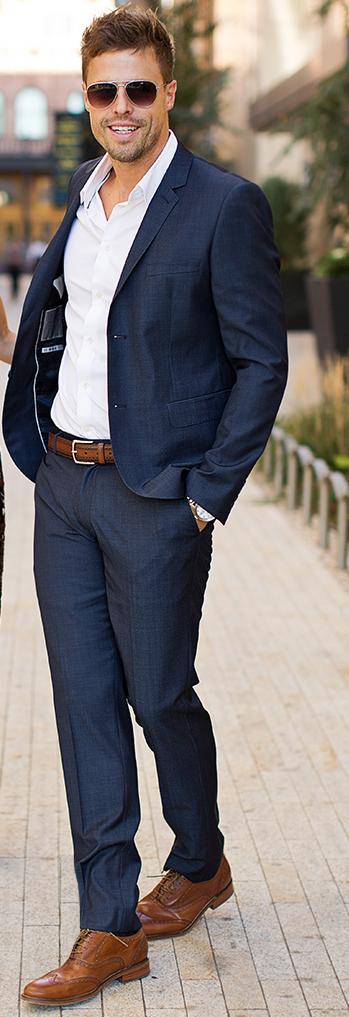 Suit No Tie