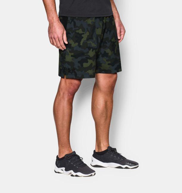 UA Camo Shorts $38