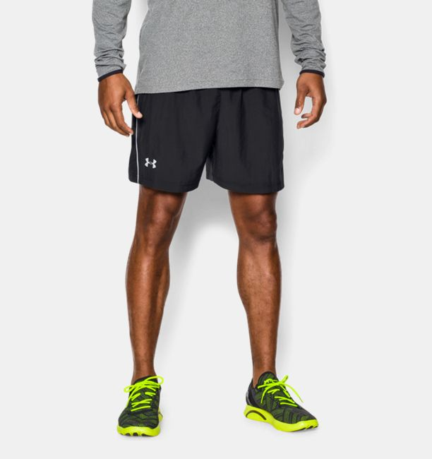 Above-the-Knee Shorts