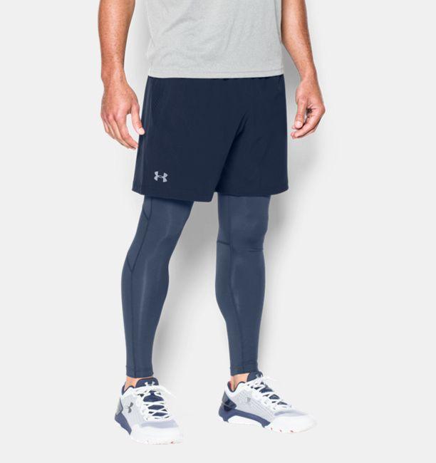 UA Shorts + Tights