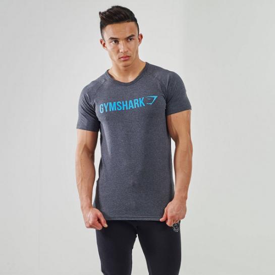 Gym Shark Tee $21