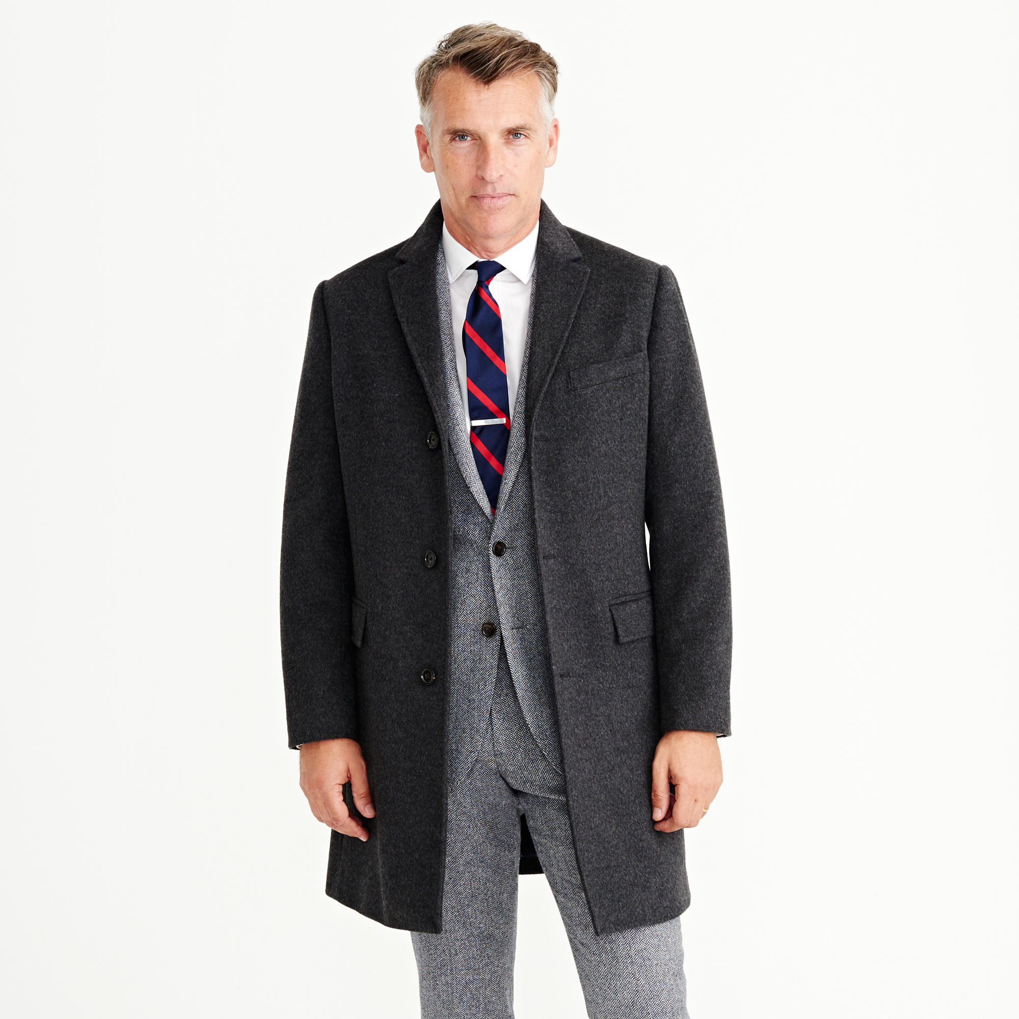 J.Crew Wool-Cashmere Coat