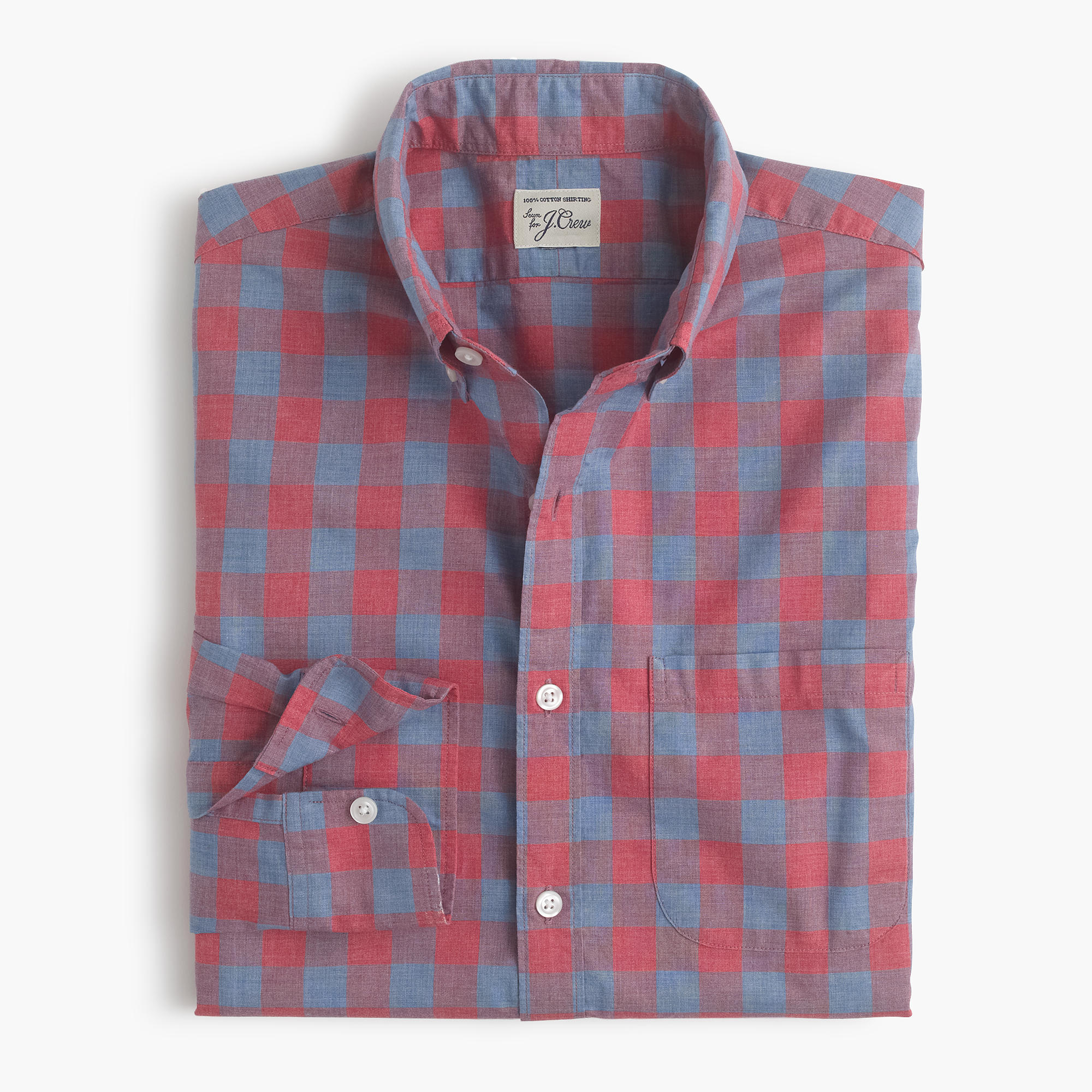 J.Crew Gingham Cotton