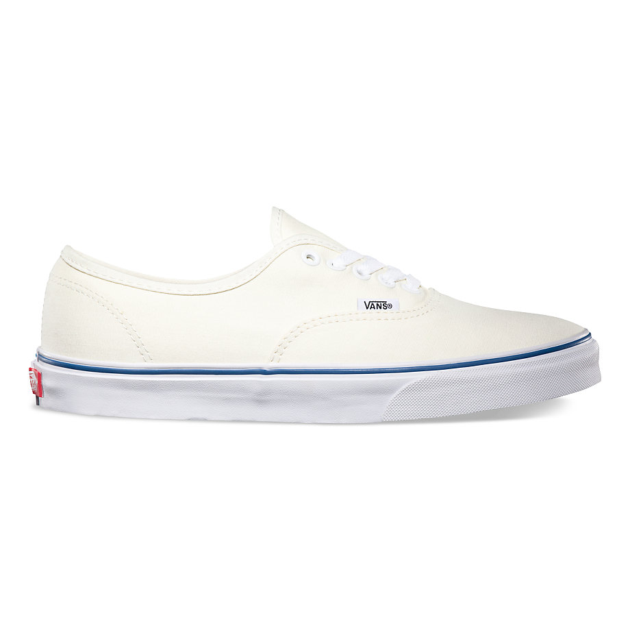Vans Authentic, Off-White $50