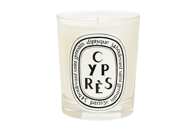 $62 Diptyque Paris Candle, Cypres - seriously worth every penny