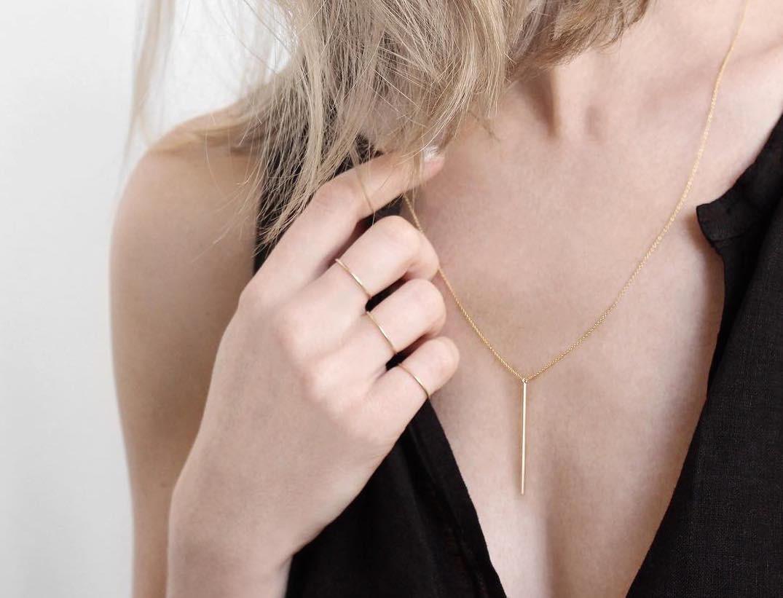 Vrai and Oro Necklace