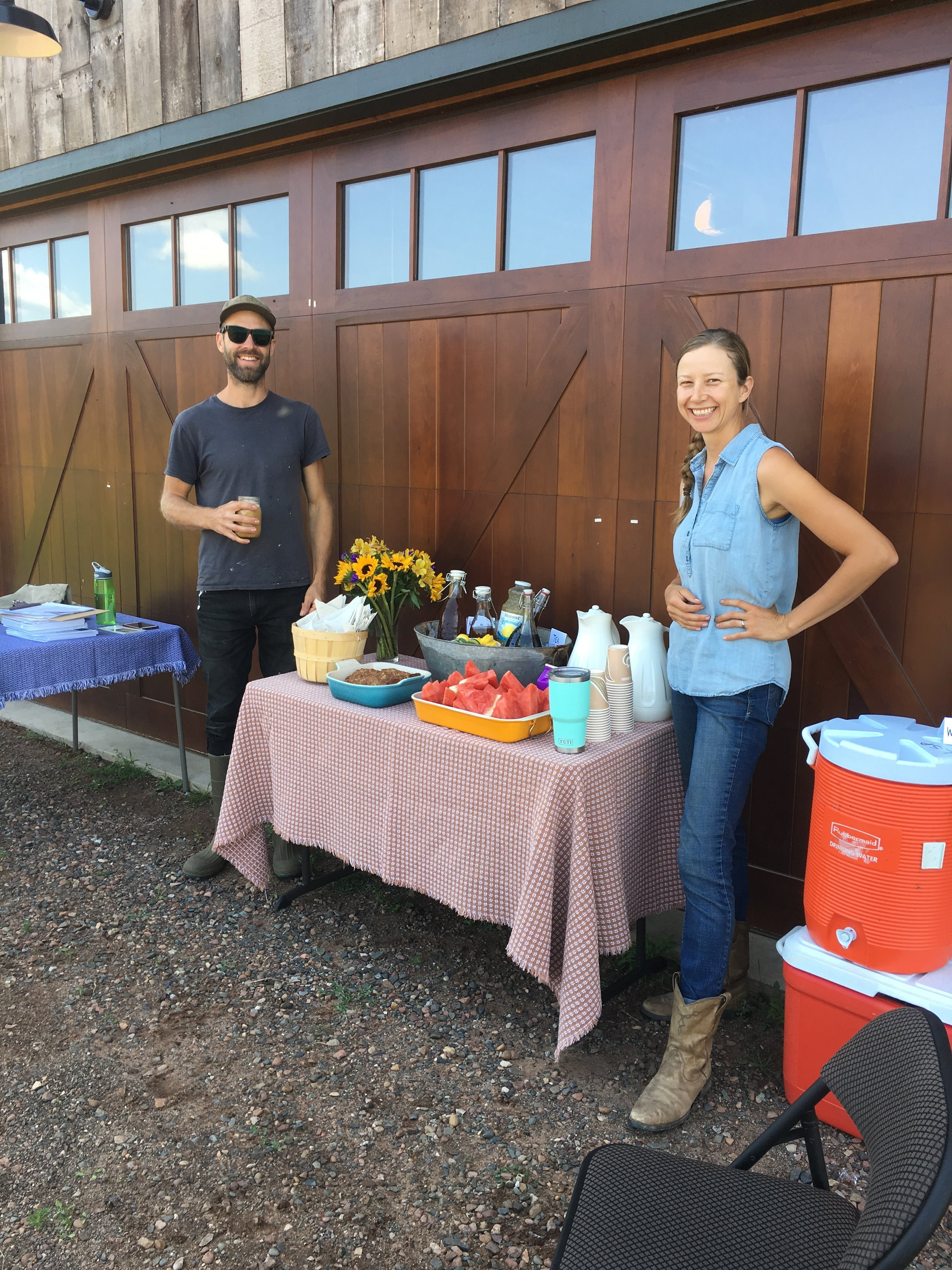 Hosting a Field Day with the Land Stewardship Project