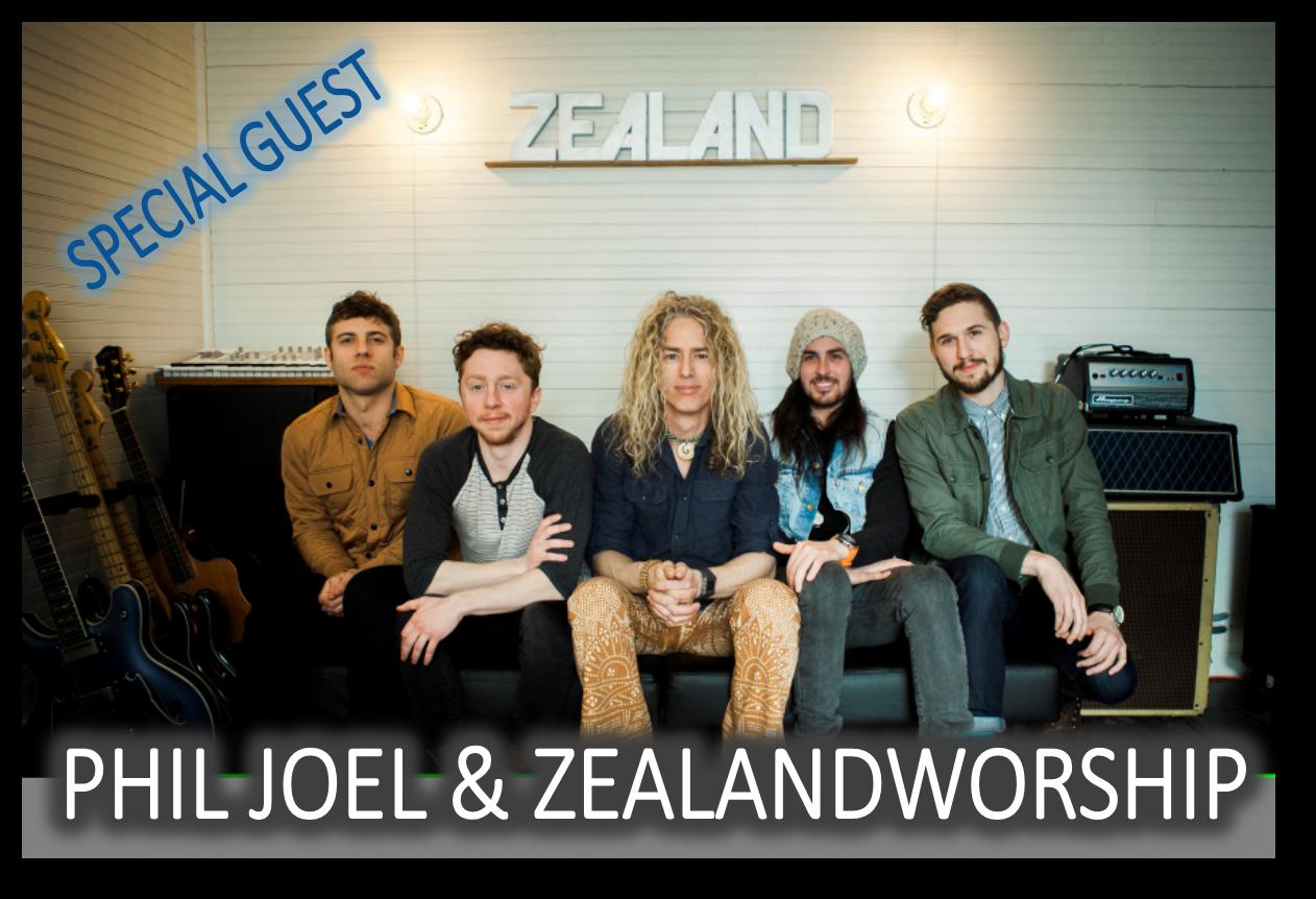 Phil Joel & Zealand Worship