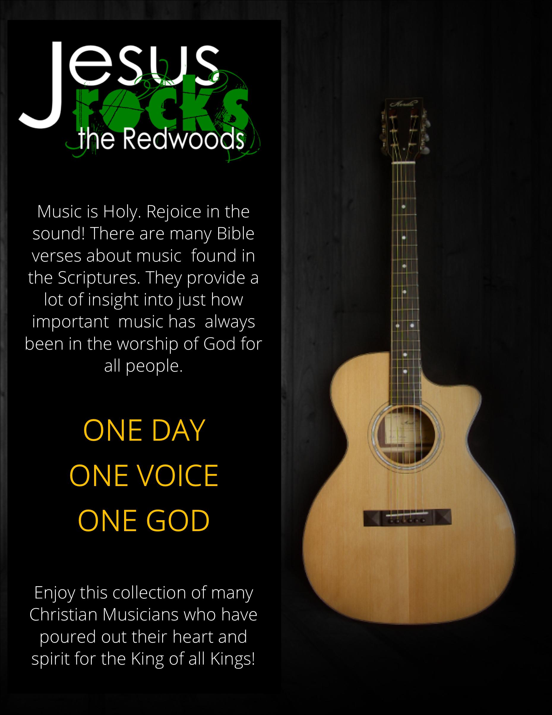 Jesus Rocks Musicians
