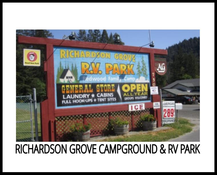 Richardson Grove Campground
