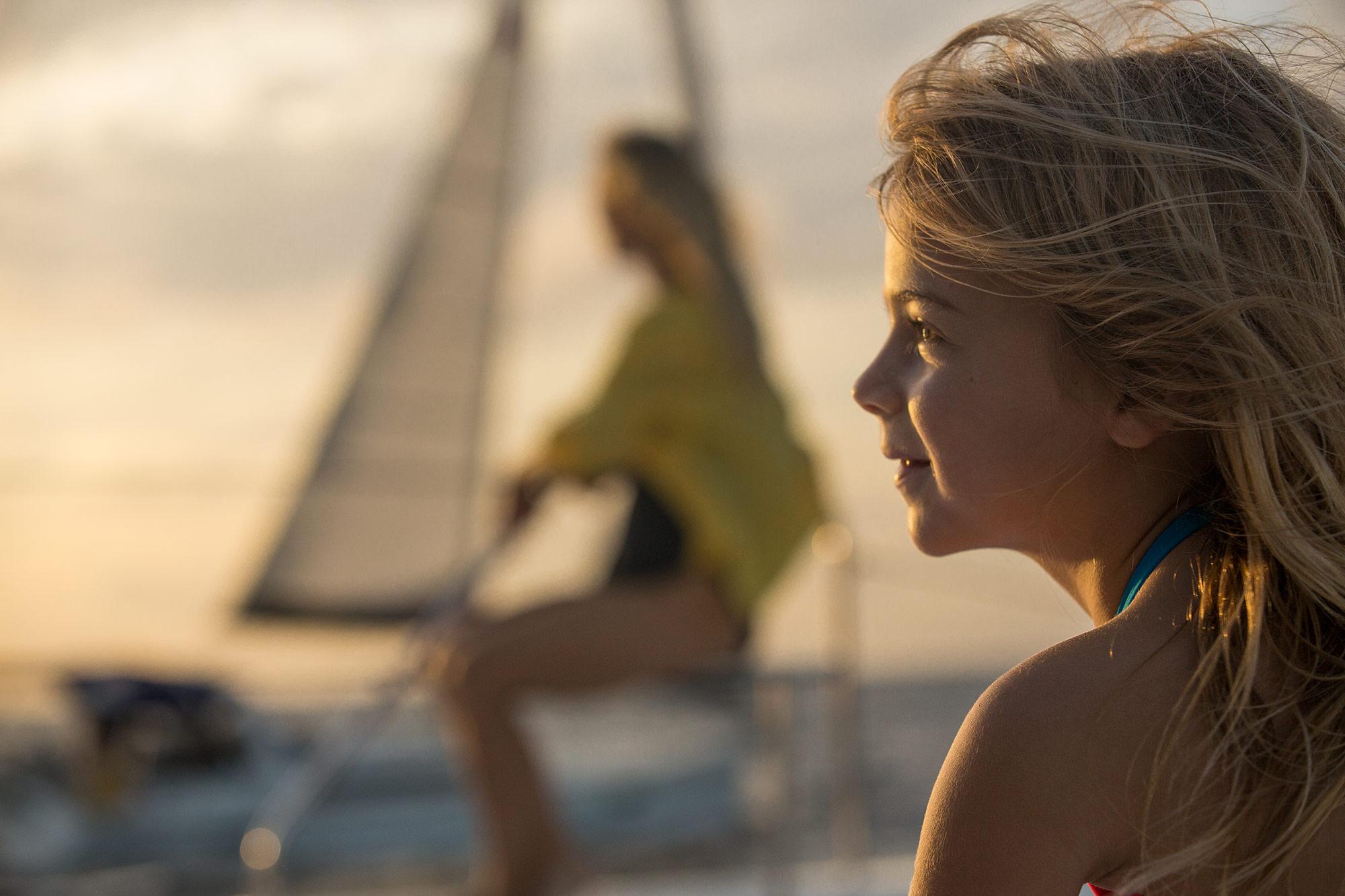 Sailing Lifestyle Advertising photography