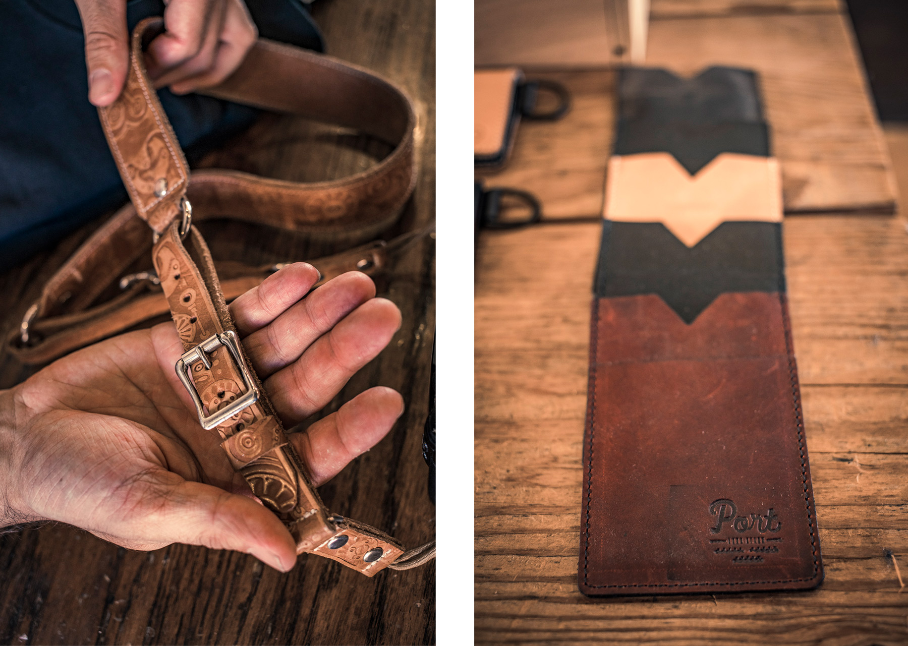 American-leather-goods