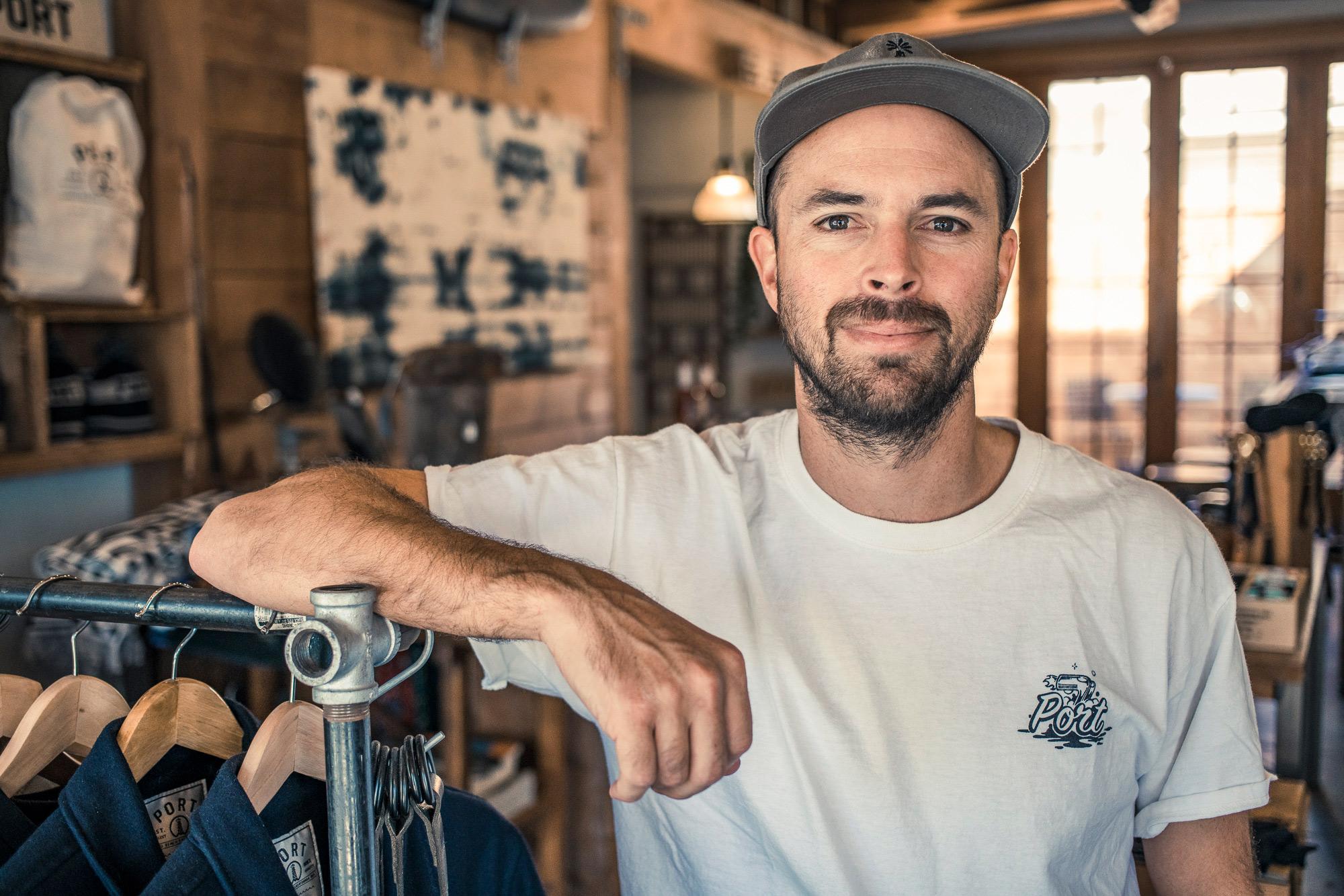 store owner portrait