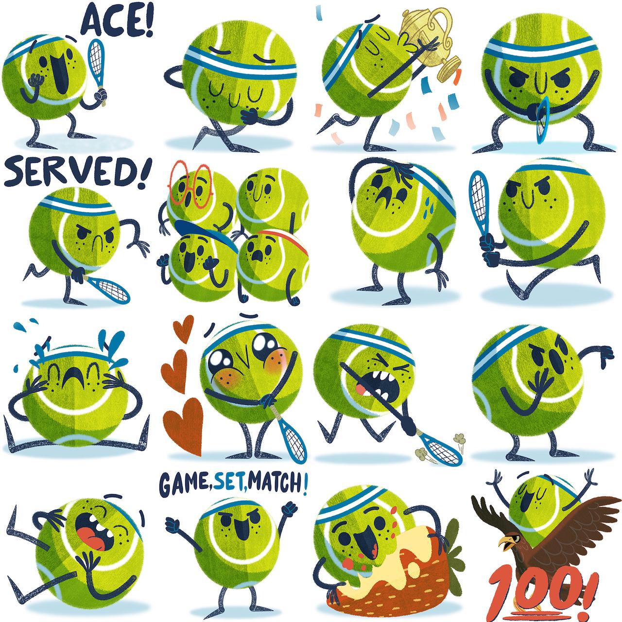 Ace The Tennis Star