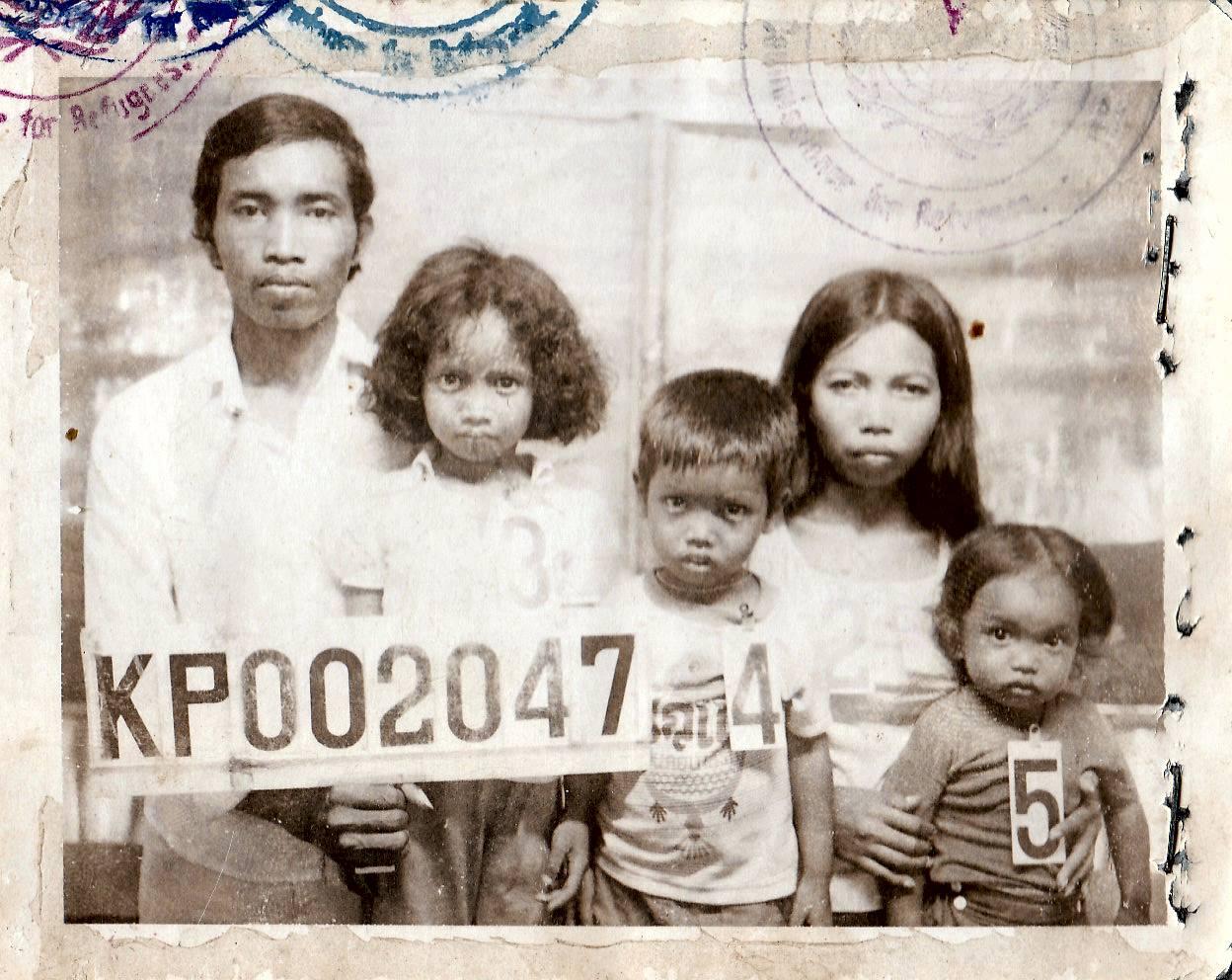 Khao I Dang  1983-1989