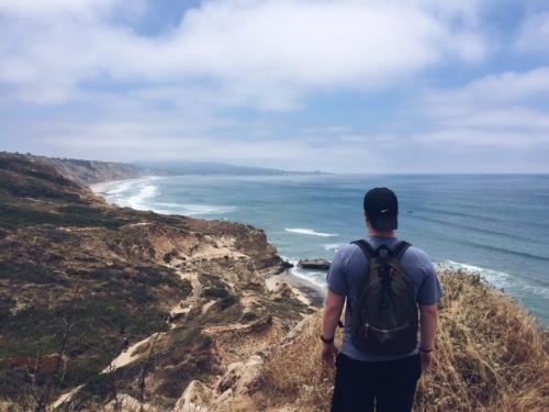 San Diego.  @madsackett