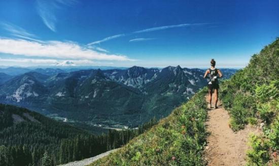 Mount Defiance-WA.  @leesiedee