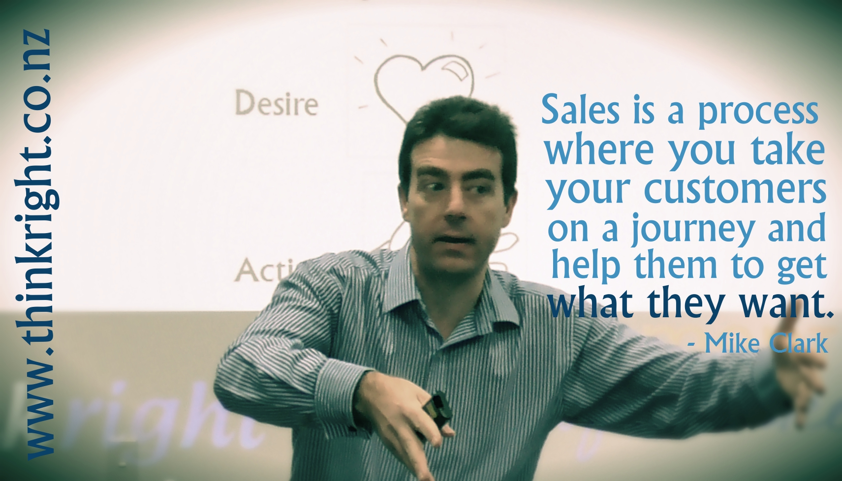 Sales is a process