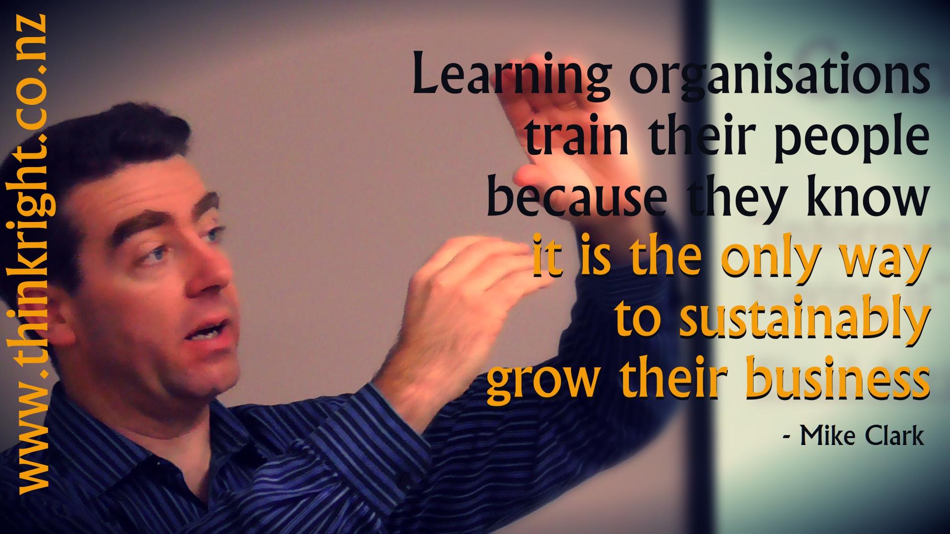 Increase training ROI