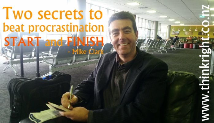 beat procrastination