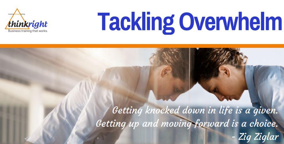 #130 Tackling Overwhelm Header.JPG