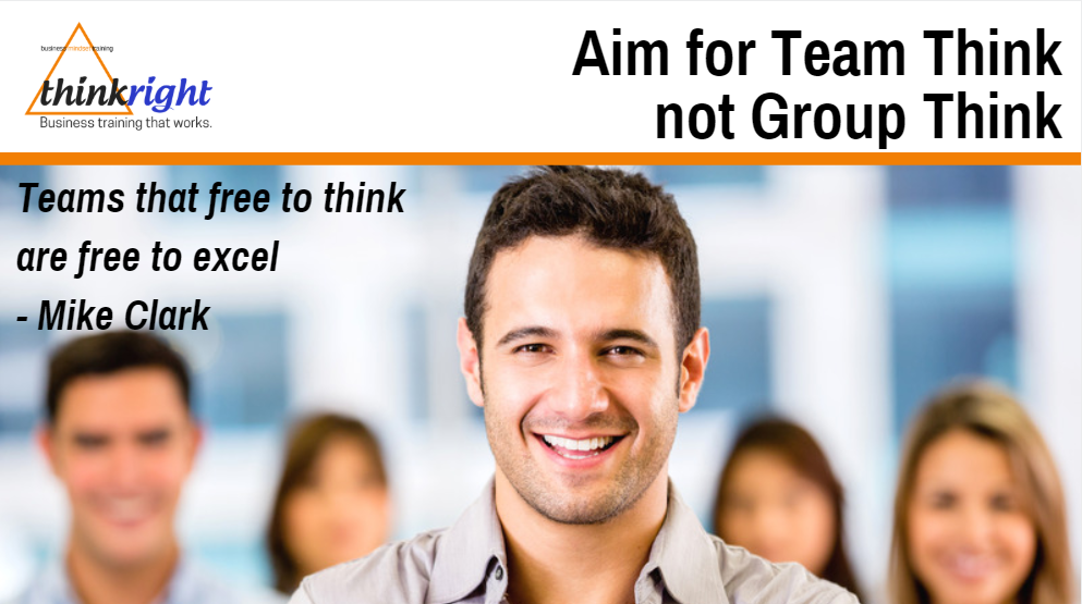 #147 Aim to Team Think not Group Think.PNG