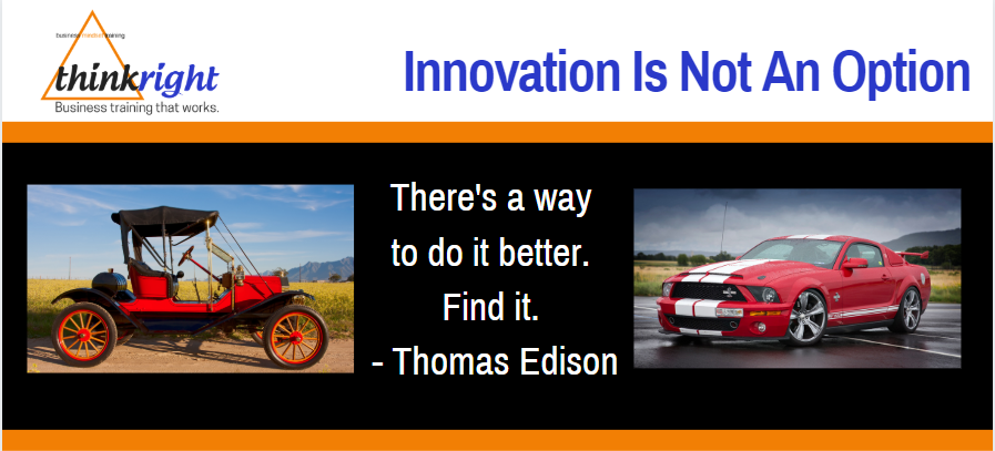 Model T Ford, Edison Quote, Modern Ford