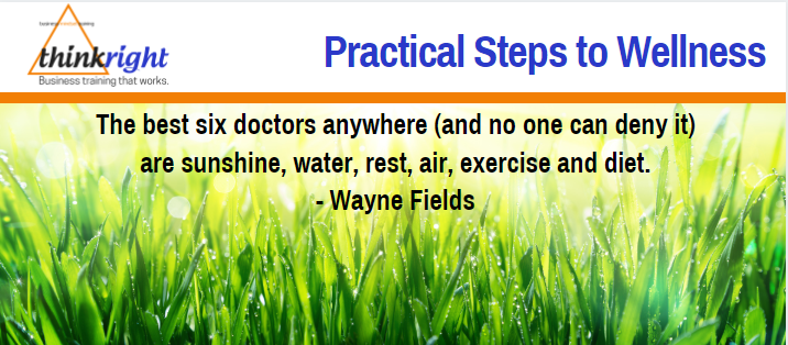 Fields, grass, wellness