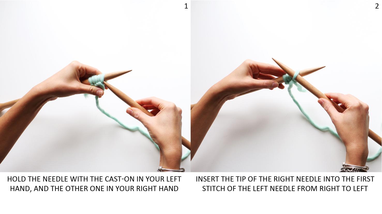 purl stitch