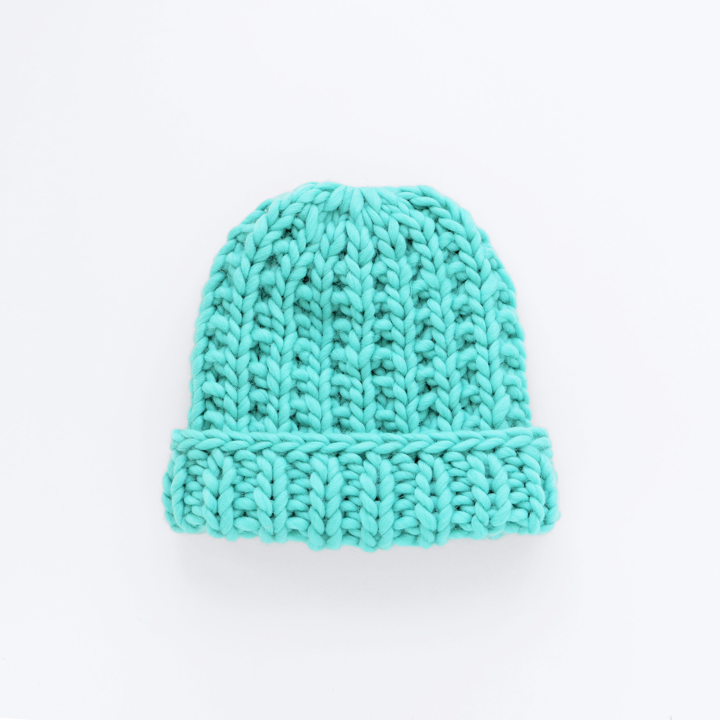 BIGGITY BEANIE - Aquatic