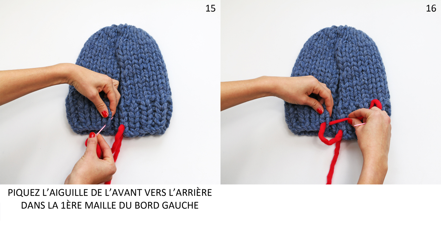 finition bonnet