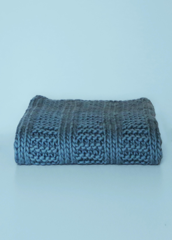 Sapphire Blanket