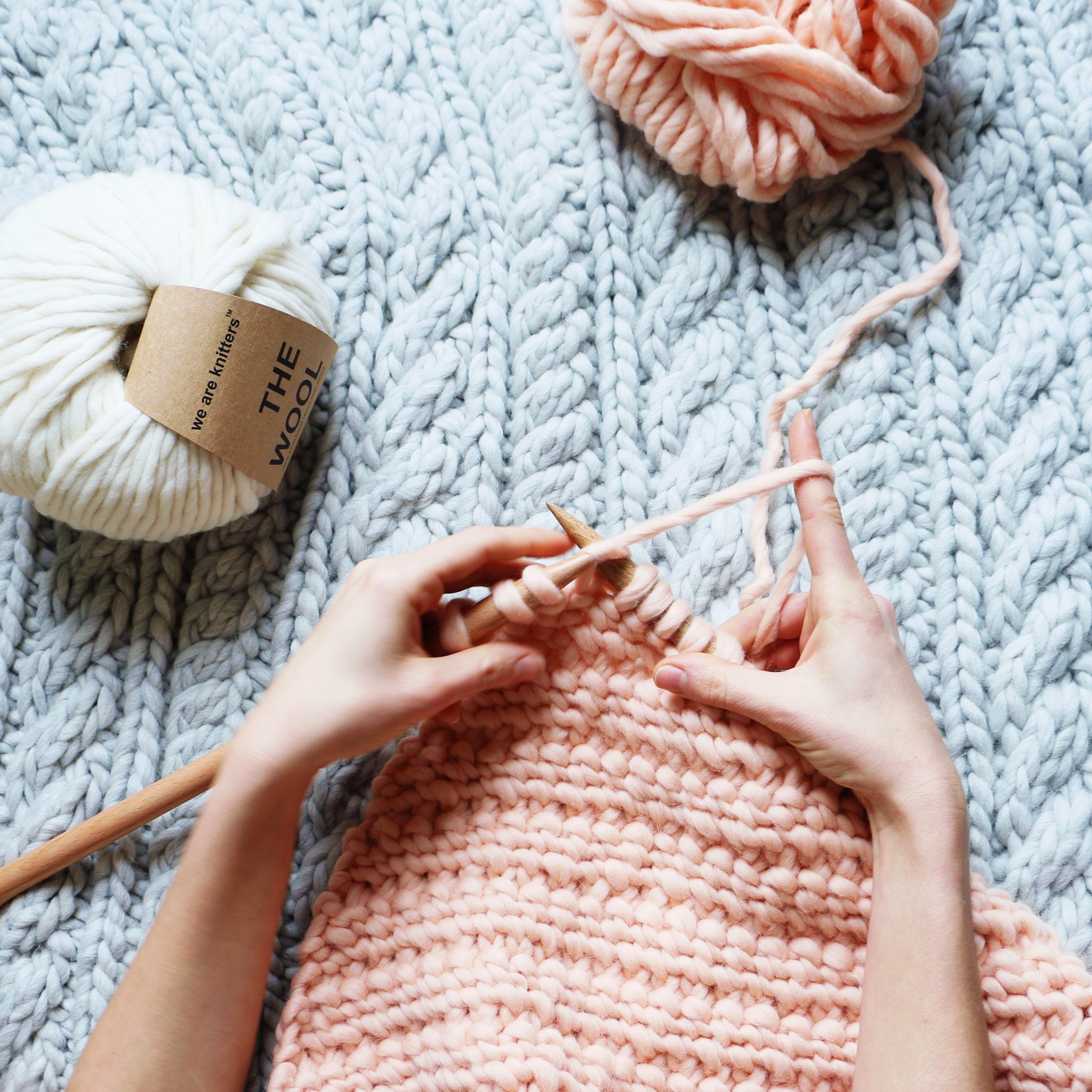 knitting party